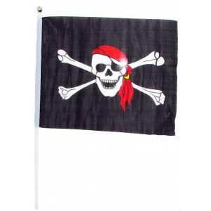 Flaga FY-001 piracka mini