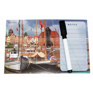 Magnes KM-B057 Notes Gdańsk