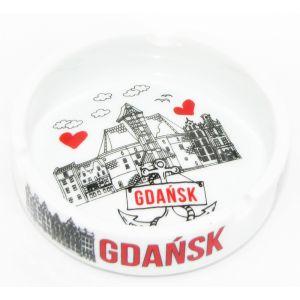 Popielniczka DP-E159 Gdańsk