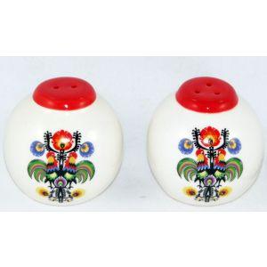 Ceramika CK-F054 Sól+Pieprz łowickie