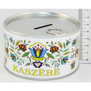 Skarbonka ZM-G032 Puszka Kaszebe