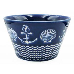 Ceramika MX-J070-A Miseczka morska Muszla